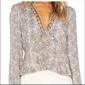 Free people time of your life top xs
